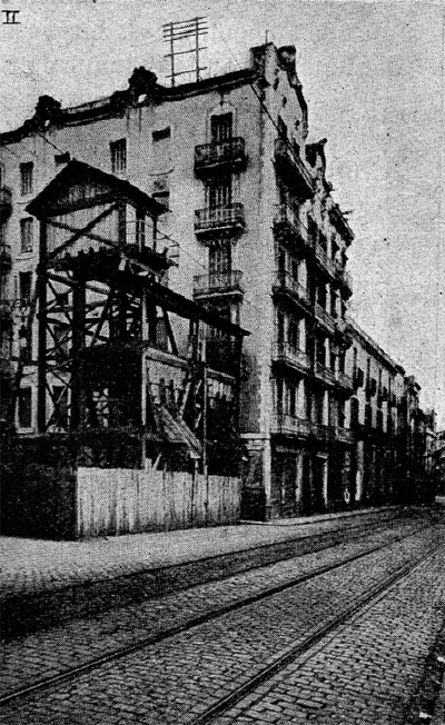 Pozo número 10, emplazado en la plaza Trilla junto a la calle Salmerón.   Fuente: Archivo Alex Reyes.