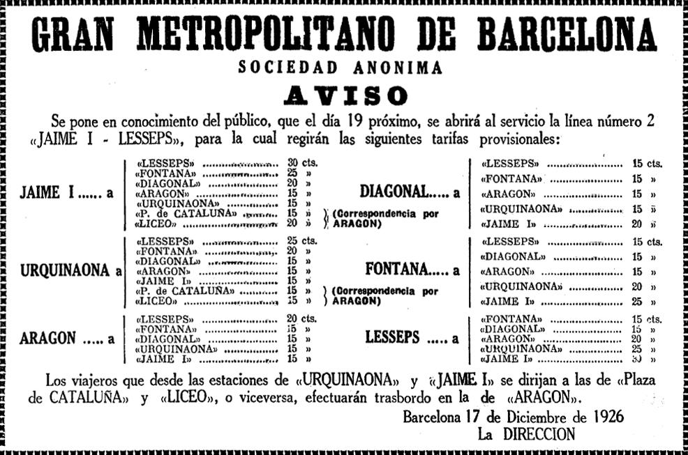 tarifas1926